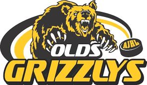 Olds Grizzlys logo