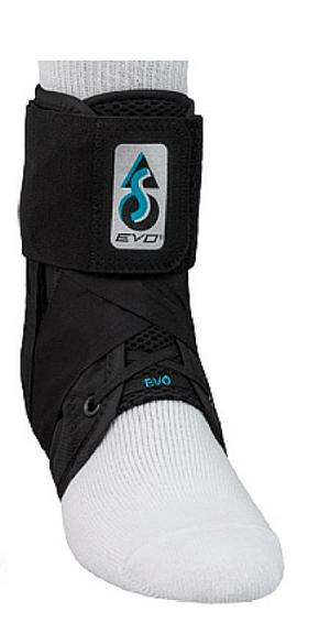 aso evo ankle profile