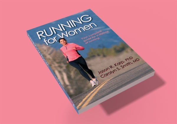 running for women book