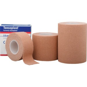 """Heavyweight Tensoplast 2"""" x 5 1/2 yrds. tape"""