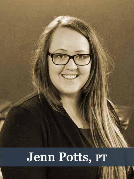 Jenn Potts, PT