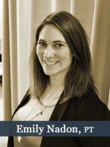 Emily Nadon, PT