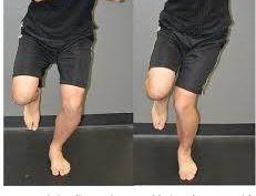 knee balancing